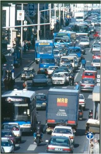 rue nationale en 1996